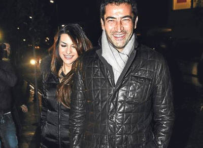 Photo of Kenan Imirzalioglu & his  Sister  Yasemin İmirzalıoğlu