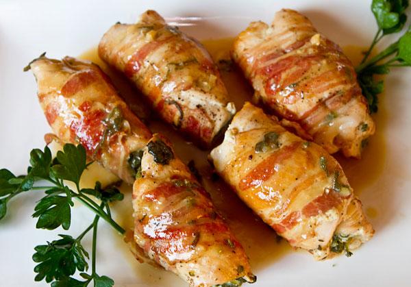 Yemek Et Yemekleri Bir İtalyan Lezzeti Tavuk G 246 ğs 252 Dolması
